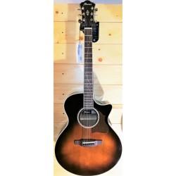 IBANEZ AE205−BS - chitarra...