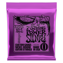 ERNIE BALL - 7 string power...