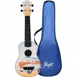 Flight - TUS25 ABS Ukulele...