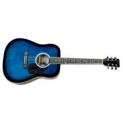 Muses AG303 blue burst -...