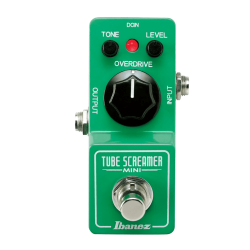 Ibanez TSMINI tube screamer...